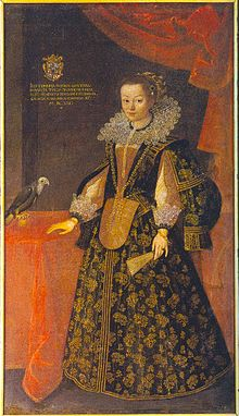 Alžbeta Coborová, manželka Juraja Thurzu.